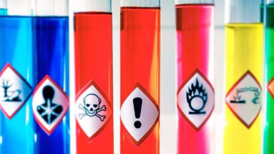 Dangerous substances Sostanze pericolose QUAMSI SAS