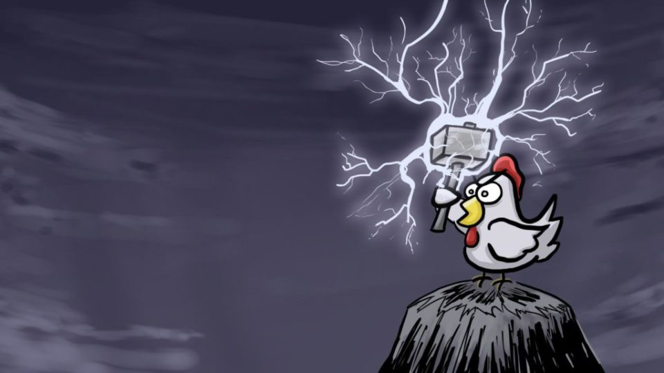 thor_chicken_art_lightning_hammer_chicken_digital-27525