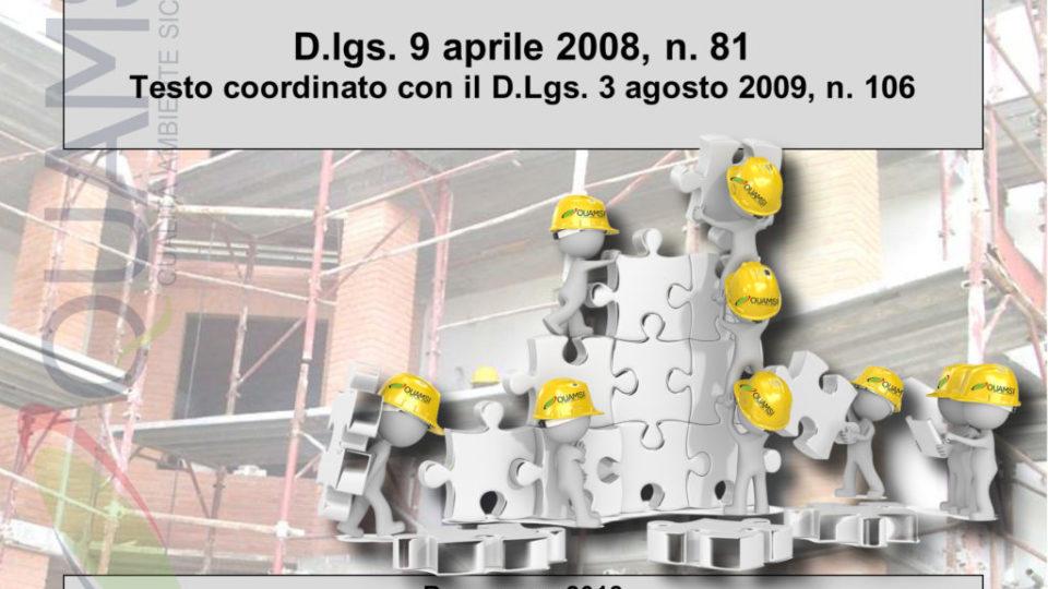 10 years DLgs 81