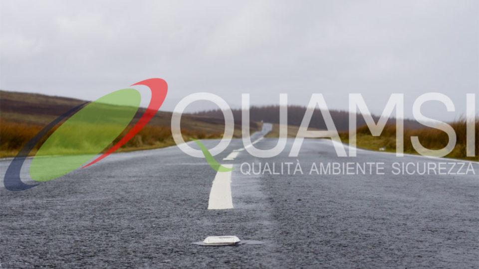 Copertina EoW fresato d'asfalto QuAmSi