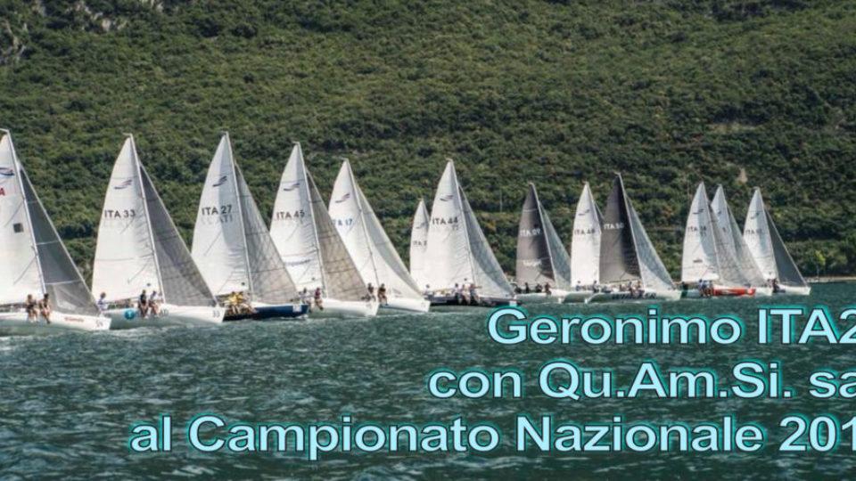 Geronimo ITA27-Qu.Am.Si. sas-Campionato Nazionale 2018