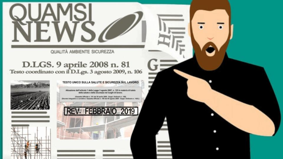 QUAMSI sas-TUSL-81-2008-febbraio-2019