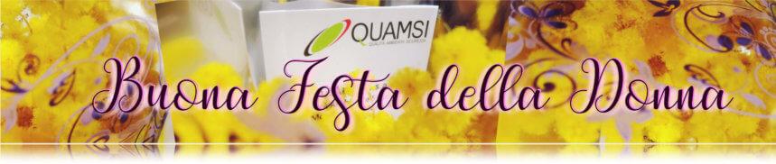 QUAMSI – buona festa donna 8 marzo 2019