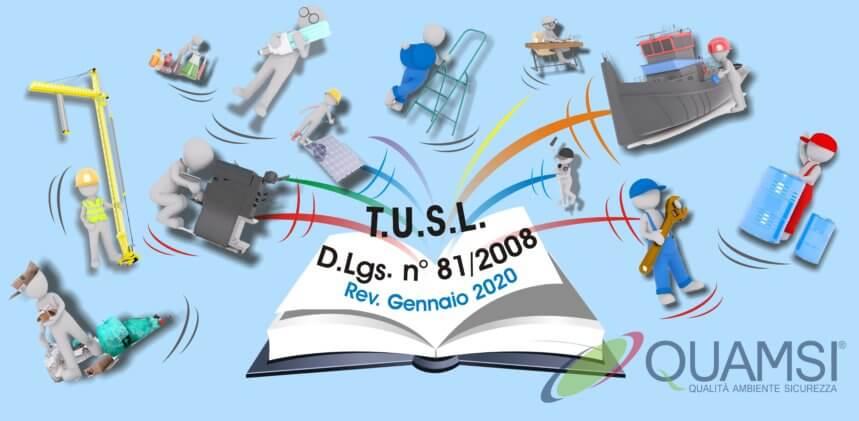 Quamsi Dlgs 81 2008 edizione Gennaio 2020